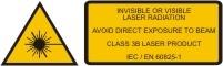 Laser Class Sign