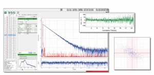 EasyTau 2 - Fluorescence Spectrometer Control and Data Analysis Software | EasyTau 2