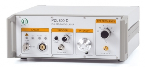 Image PDL 800-D Picosecond Pulsed Diode Laser Driver with CW Capability
