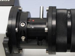 FluoTime 200 - polarizers