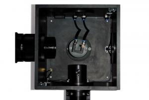 FluoTime 200 - sample chamber