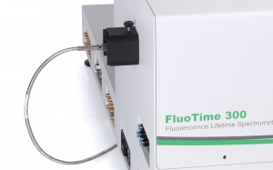 FluoTime 300 - adapter for fibre coupled excitation sources | FluoTime 300