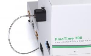 FluoTime 300 - adapter for fibre coupled excitation sources | FluoTime 300