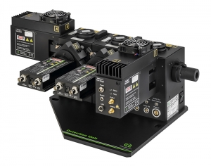 Multichannel detection unit for LSMs with 4 Hybrid-PMTs | LSM Upgrade Kit