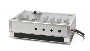 Laser Combining Unit (LCU) of the MicroTime 200