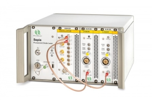 Smaller variant of the Sepia PDL 828  with two laser driver modules | Sepia PDL 828